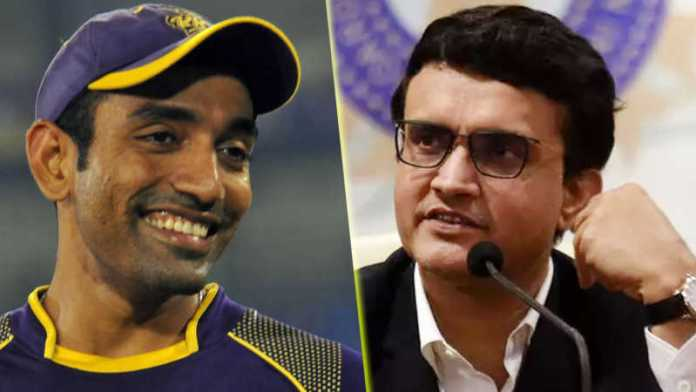 Robin Uthappa urges BCCI to allow Indian players in foreign T20 leagues