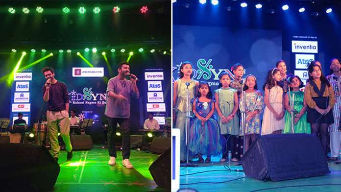 Sachin-Jigar Performs For The Empowerment Of Underprivileged Children