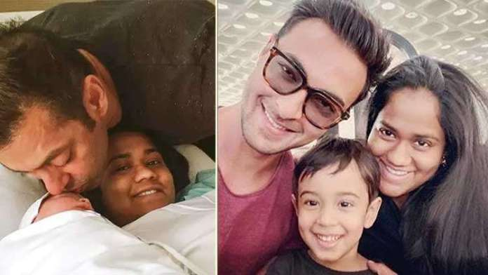 Salman Khan's sister Arpita blessed with a baby girl, a call for a double celebration on Salman's Birthday