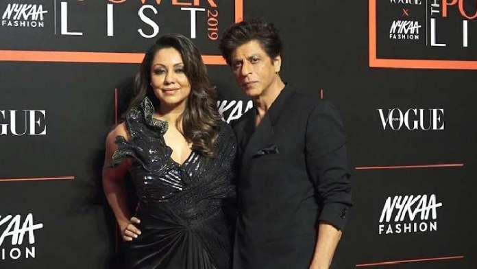 Shah Rukh Khan and Gauri Khan- The Most Stylish Couple Of The Year