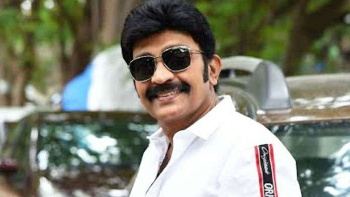 Telugu actor Rajasekhar gets into a major car crash!