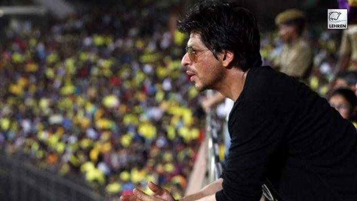 Shah Rukh Khan Reacts To Kolkata's Victory Over Rajasthan In IPL 2020