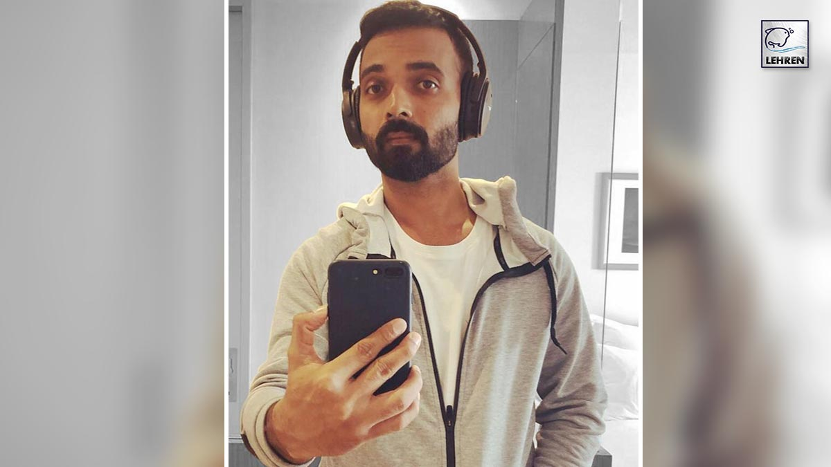 Was disappointed when I didn't get to play, says Rahane
