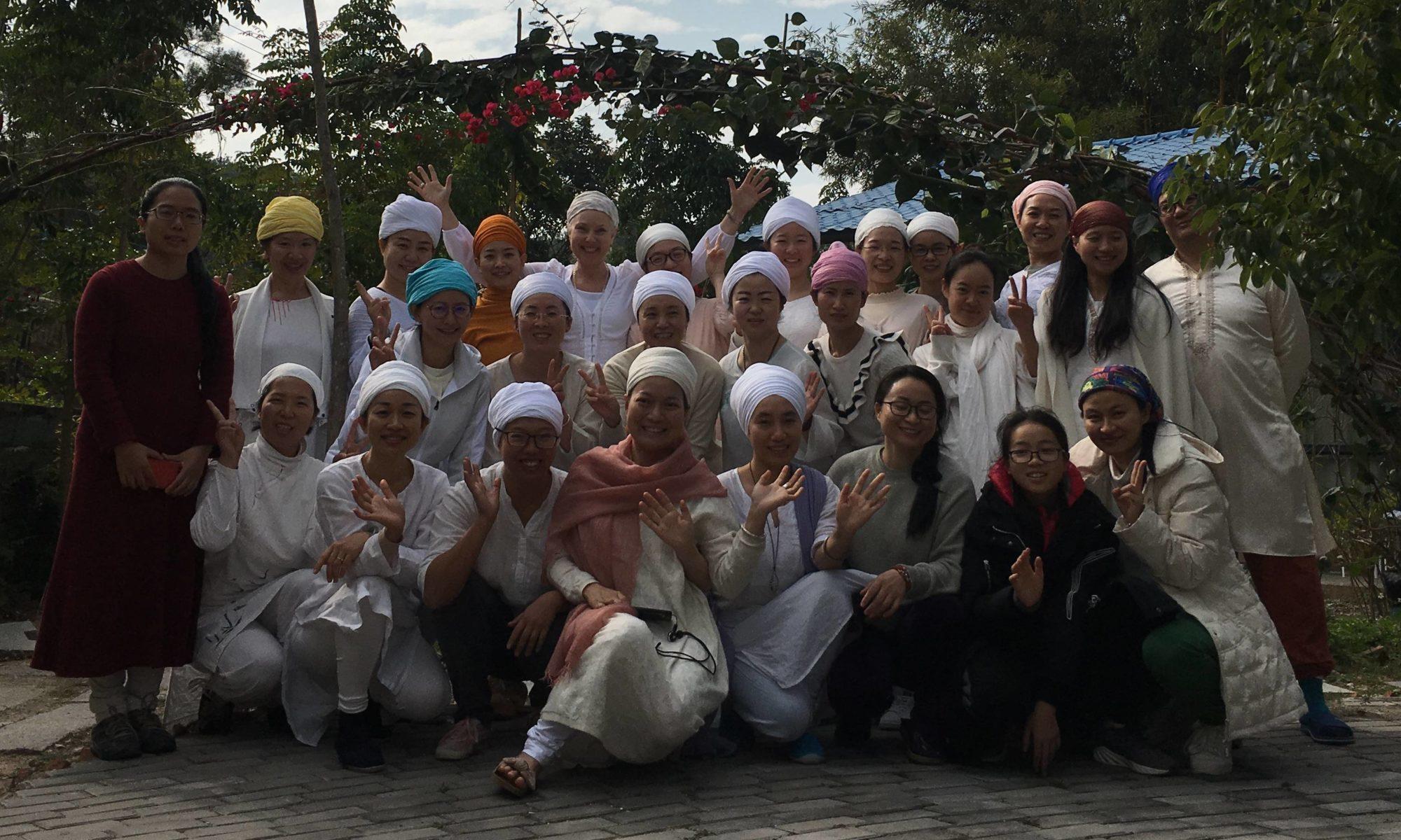 Yogalehrerausbildung China