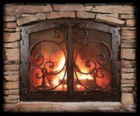 Cozy Fireplace Dreams