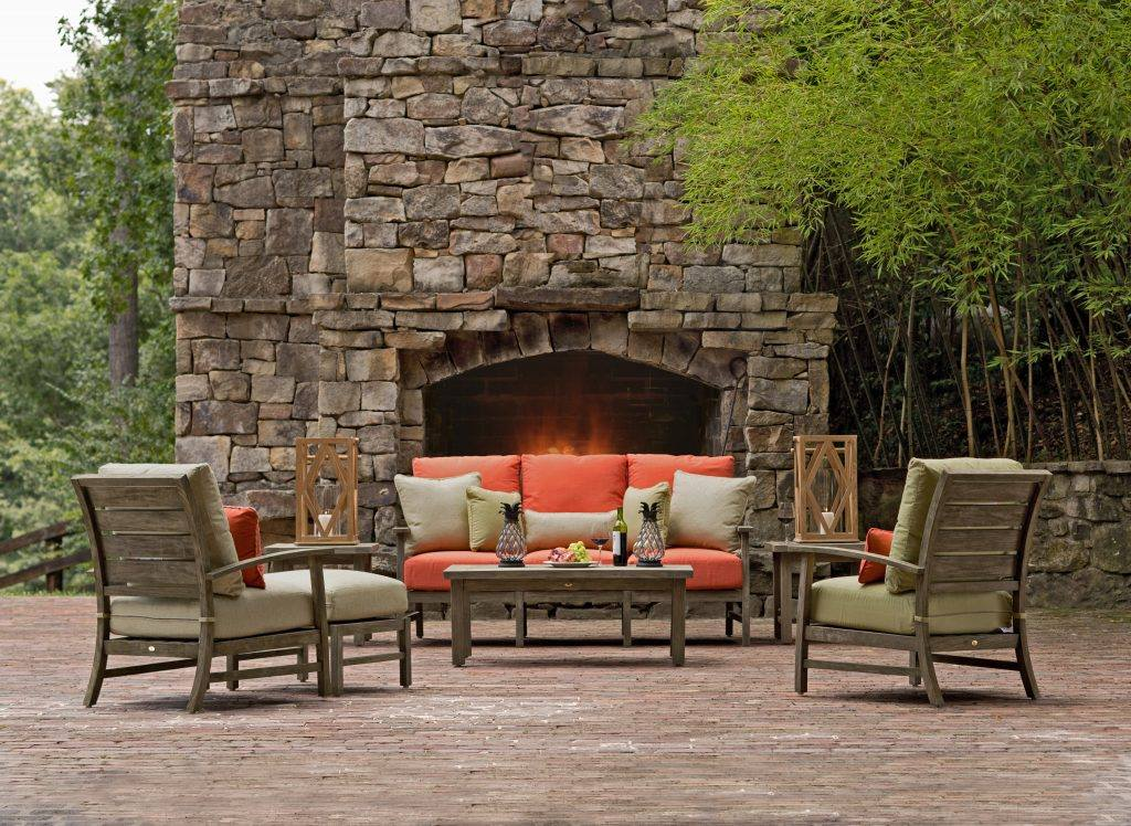 Choosing the Ideal Patio Furniture That Works Well with Your Landscape  Lehrers Fireplace and Patio