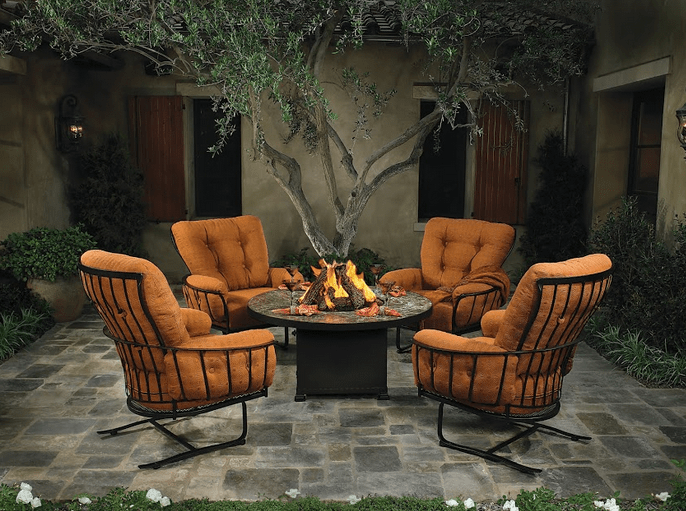 Tips for Protecting Your Patio Furniture During Winter  Lehrers Fireplace and Patio