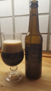 Imperial Stout Quinta Port Infused