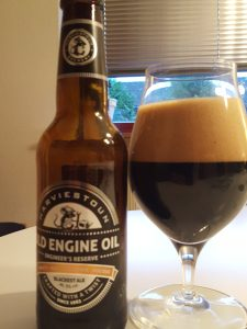 Harvistoun Old Engine Oil - Engineers Reserver