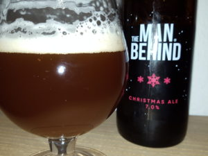 The Man Behind - Christmas Ale