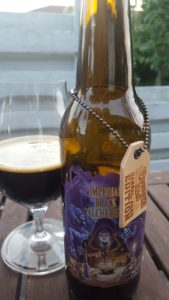 PhenomenAle - Imperial Black Alchemist Bourbon Barrel Aged Edition