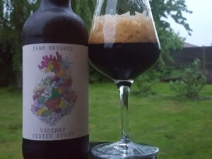 Vadehavs Oysters Stout