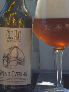 Old Hat Brewing Company - Svend Tveskæg
