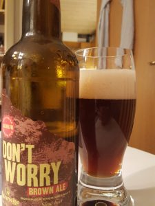 Svaneke Bryghus - Don't Worry Brown Ale