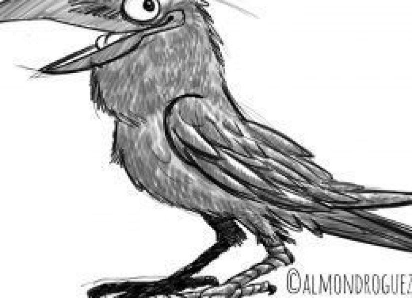 Almondróguez-cuervo