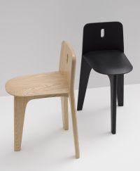 Stove Chair & Domino Coat Rack | Leibal