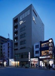 9h Shinjuku North Leibal