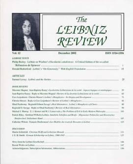 Vol. 12 (2002)