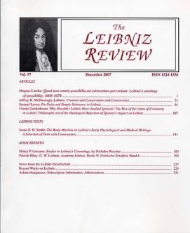 Vol. 17 (2007)