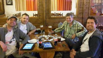 Happy-Dutch-Knights-3-hours-before-start-of-Big-Day-Copyright-John-Doe-waiter