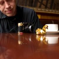 Leica M4en tilbake i Paals hender