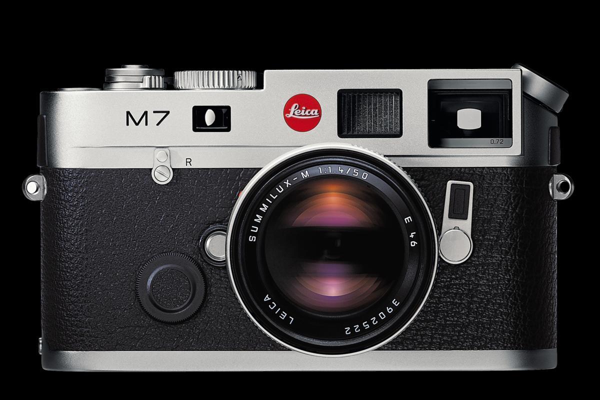 Leica M5 Leicaphilia Page 2 Digital Camera Diagram Film My Journey M7 Silver Chrome Order No 10504 Teaser