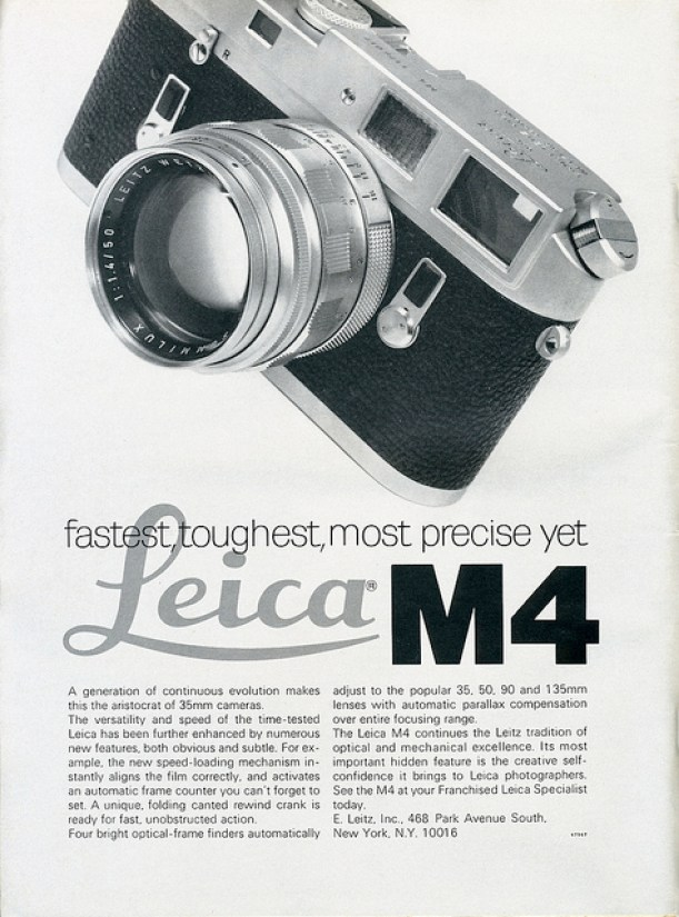 toughest Leica