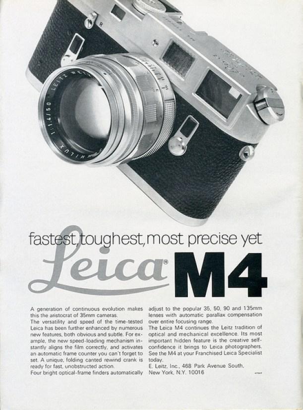 toughest Leica