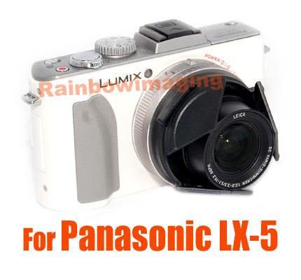 Auto lens cap for Leica D Lux 4/5