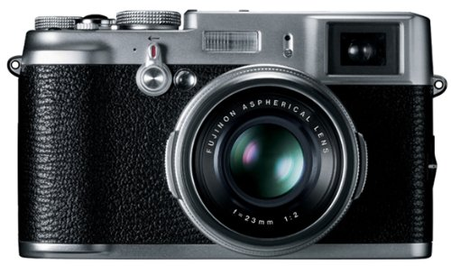 Fuji X100 vs. Leica X1 specs comparison