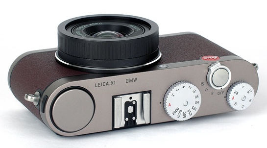 leica x1 bmw camera limited edition Leica X1 BMW limited edition camera