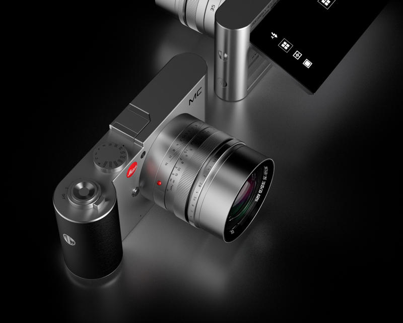 Leica Mirrorless APS C