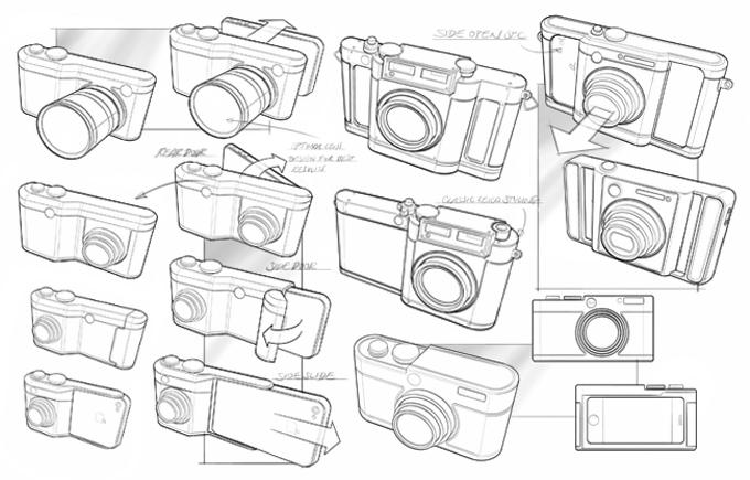 Leica i9 concept: