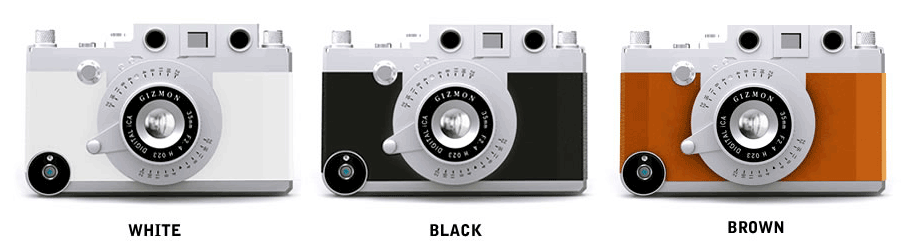 Gizmon Leica camera case iPhone Gizmon iCA: a Leica inspired case for iPhone 4/4s