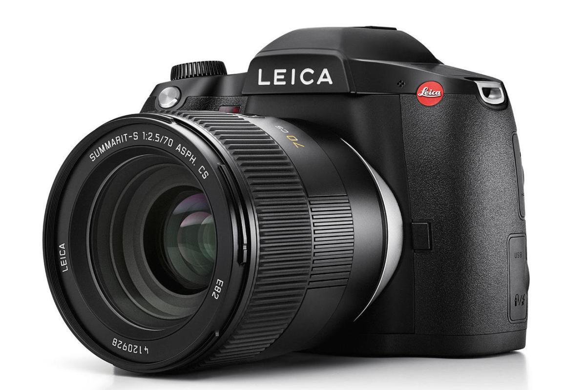 The new Leica S3 medium format camera leaked online - Leica Rumors