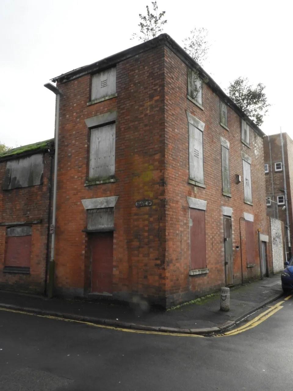 Hosier's House, Leicester