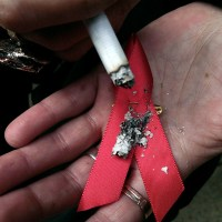 STOPTOBER: HIV & Smoking, why you should quit, and available help.