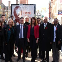 It's World AIDS Day and Leicester's HIV Late Diagnosis rate is 13.8% higher than average.