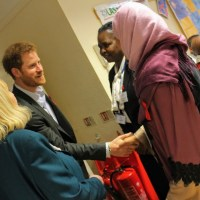 Thank You to HRH Prince Harry & LASS Partner Organisations