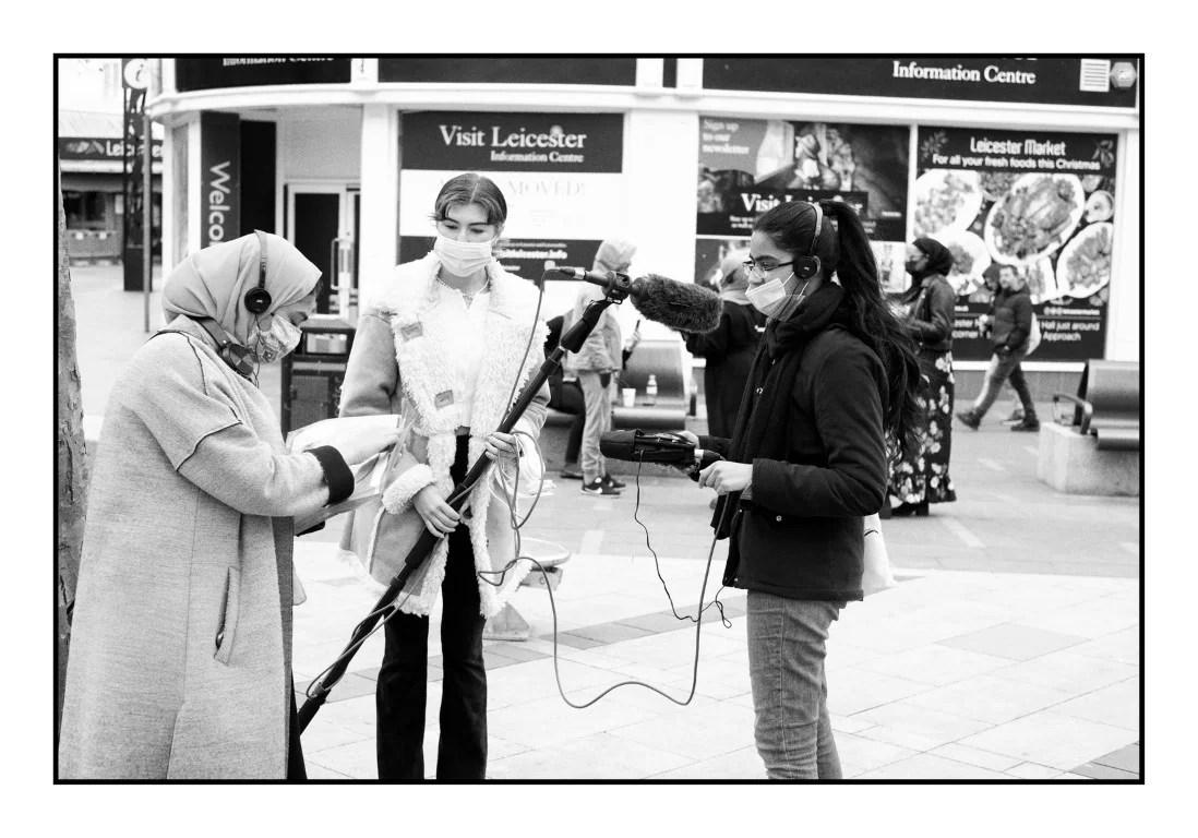 Leicester Census Radio Interviews