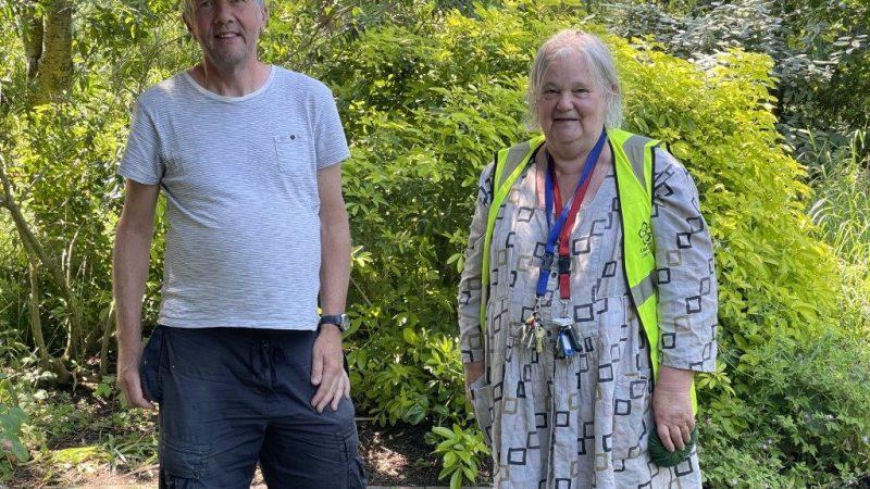 Leicester Stories – Evington Community Gardening