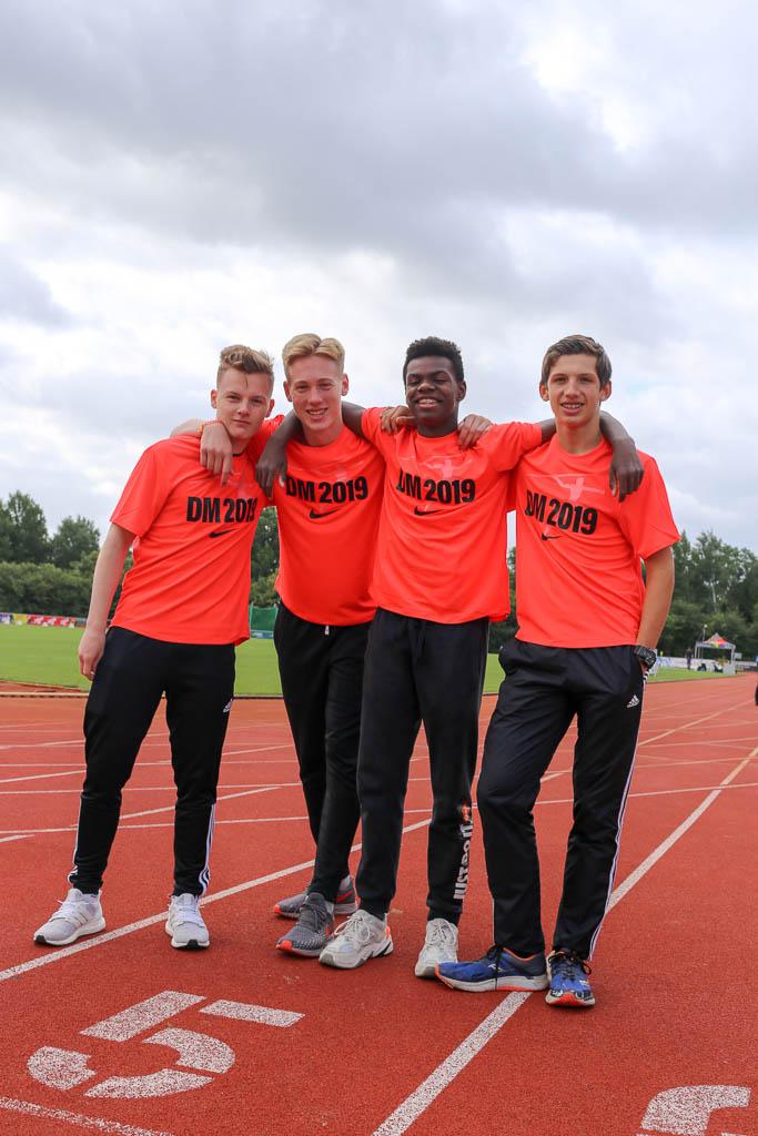 MTV bei Deutschen Jugendmeisterschaften erfolgreich
