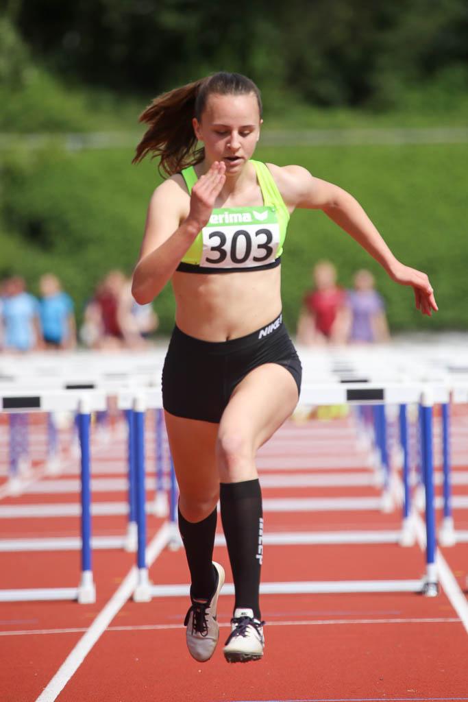 Großer Erfolg für Moerser Hürdenläufer bei den Nordrhein-Hallenmeisterschaften