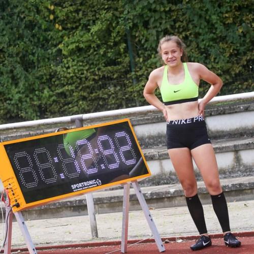 Neue Rekorde in Blomberg und Leichlingen