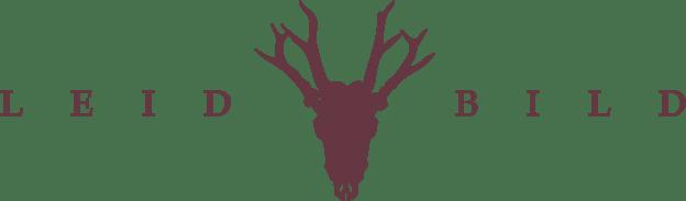 leidbild logo historia rot