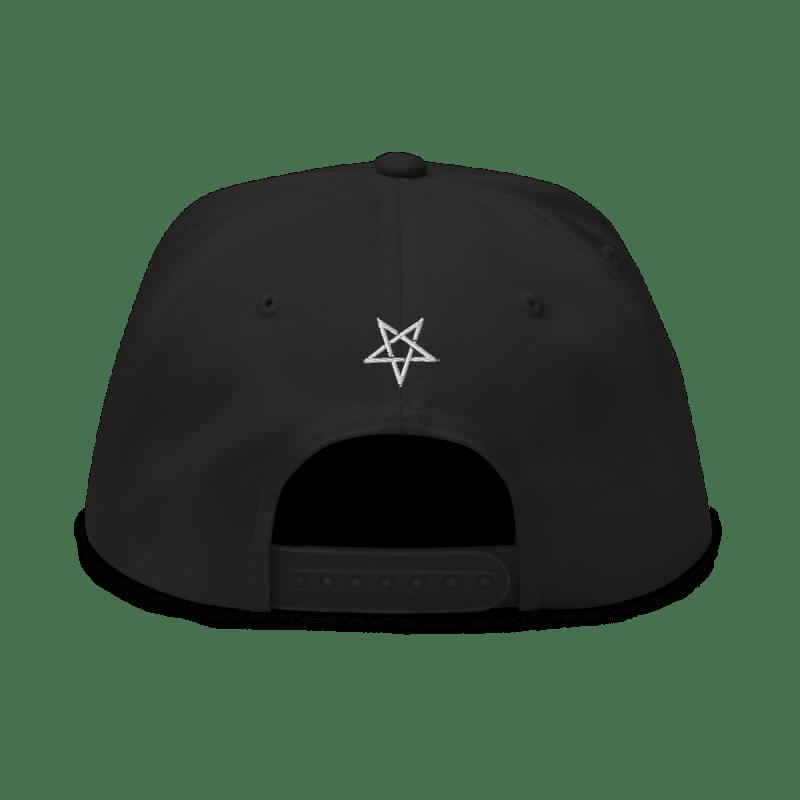 Pentagramm Cap
