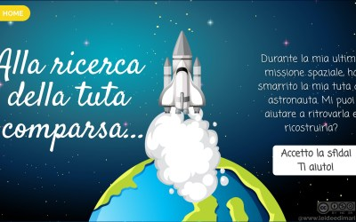 Escape Room SCIENZE- astronomia