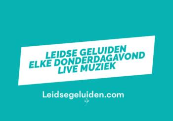 Lucas Got a Party – Leidse Geluiden