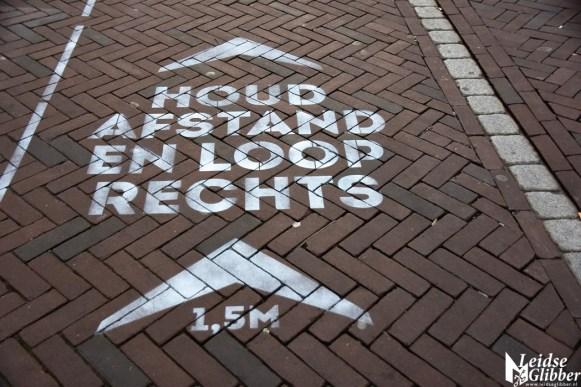 Houdt afstand Haarlemmerstraat (28)