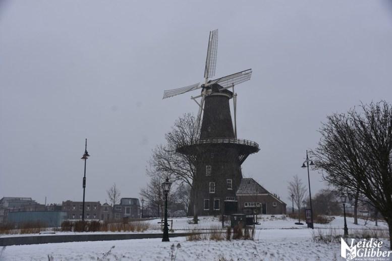 5 Sneeuw molen de Valk e.o (25)